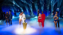 DWTS Finale: Surprise mirror ball winner admits, 'I think most people are shocked'