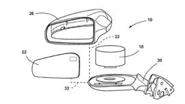Patent reveals new idea for Ford's self-driving cars