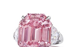 Pink Legacy diamond sells for whopping $50 million: It's 'pretty much unreal'