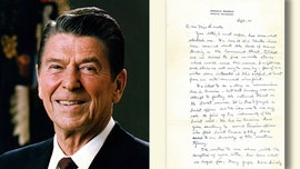 Rare 'classic Reagan' letter offers insight into president's anti-Russia history
