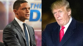 Trevor Noah thinks President Trump could make comedians' jobs 'harder'
