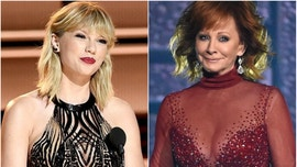 CMA Awards outfits that stunned fans, from Taylor Swift's sheer gown to Reba's revealing red velvet