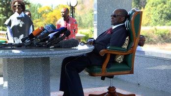 Zimbabwe's Mugabe, 94, no longer able to walk, successor says