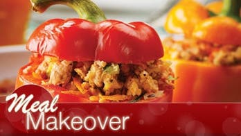 Classic Stuffed Peppers, Revised