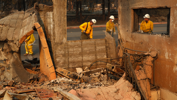 The Latest: Wildfire evacuations lifted for Los Angeles