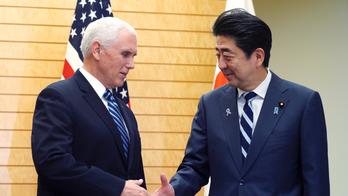 Japan's Abe, Pence to visit Australia amid China concerns