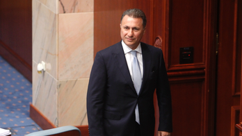 The Latest: Former Macedonian PM wrong to flee, party says