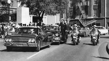 JFK bodyguard still 'haunted' by assassination 55 years on, wishes he had been 'faster'