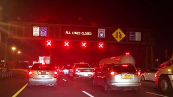 Delaware Memorial Bridge reopens after chemical leak forces closure, snarling holiday weekend traffic