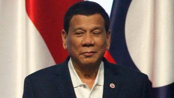 Philippines President Rodrigo Duterte defends skipping meetings for 'power naps' during summit