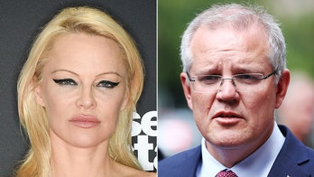 Pamela Anderson slams Australian Prime Minister Scott Morrison for 'smutty' comments