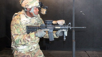 Soldiers get wireless targeting to shoot around corners, hit enemies instantly