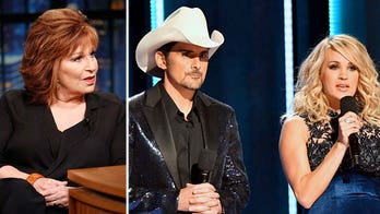 'The View' host Joy Behar slams CMAs for not being politically charged: 'The democracy is at risk'