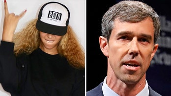 Beyoncé endorses Beto O'Rourke in Instagram posts hours before polls close