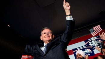 Juror from Sen. Bob Menendez's corruption trial attends his victory party