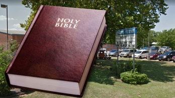 Texas community backs teacher criticized for having kids recite daily Bible verse