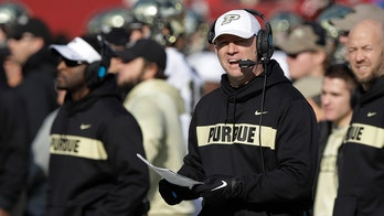 Purdue's Jeff Brohm presents plan to get Big Ten football started in February