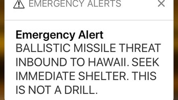 Hawaii's false missile alert caused man's heart attack, lawsuit says