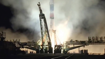 Cargo ship launch clears way manned mission to space station