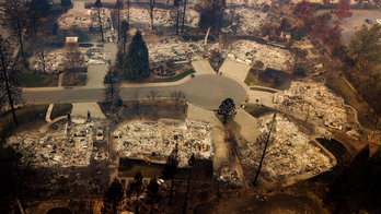 The Latest: Trump to meet with California wildfire victims