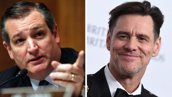 Ted Cruz fires back at Jim Carrey's 'vampire' attack with shot at Democrats