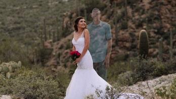 Wedding photographer edits Arizona woman's deceased fiance into photos
