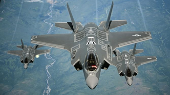 F-35 air-to-air missiles can now hit 2 drones at once, changing air combat