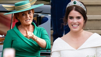 Princess Eugenie's mother Sarah Ferguson comments on proudest moment from royal wedding