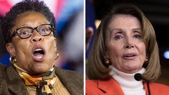 Fudge won't run for House speaker, instead backing Pelosi