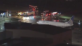 Fuel tanker at Cleveland airport spills 5,500 gallons of jet fuel