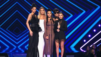 Kim Kardashian dedicates People's Choice Awards win to California firefighters, first responders amid multiple tragedies