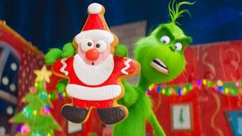 'The Grinch' steals No. 1 spot, kicks off holiday season at the box office