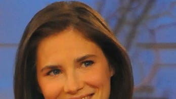 Amanda Knox is engaged to boyfriend after elaborate space-themed proposal