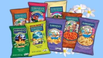 Washington-based potato chip company sued for using 'Hawaiian' name