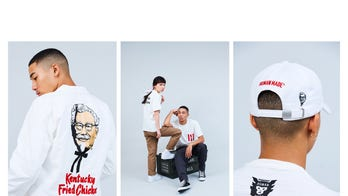 KFC releasing apparel collection with items selling for nearly $400