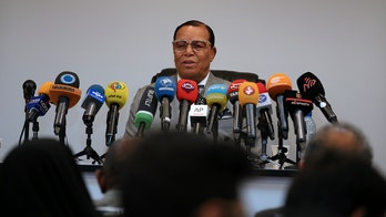Louis Farrakhan warns Trump war with Iran will 'end America as you know it'