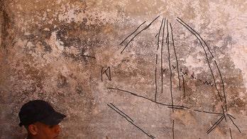'Ships in the desert': Strange 2,000-year-old graffiti discovered in Israel
