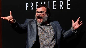 Jack Black reunites with 'School of Rock' drummer, sparks frenzy over child star's 'totally different' look