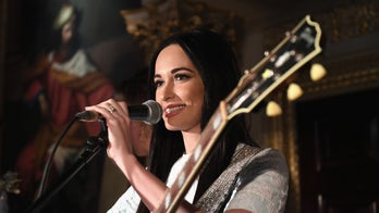 Kacey Musgraves reveals why she's only seen her husband twice in 2 months
