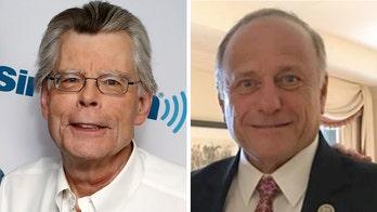 Author Stephen King asks Iowans to vote against Steve King, calls GOP congressman 'racist dumbbell'