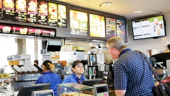 Fast-food restaurants replacing teen workers with senior citizens: report