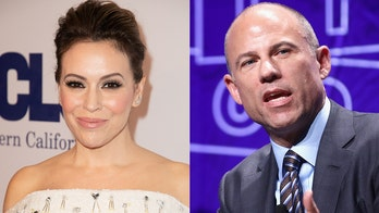 Alyssa Milano publicly denounces lawyer Michael Avenatti after domestic violence arrest