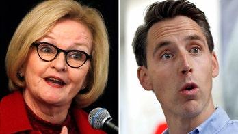 Hawley defeats McCaskill in hard-fought Missouri Senate race