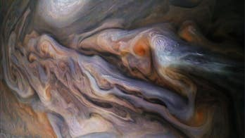Mysterious 'creature' spotted in Jupiter's clouds stuns NASA, space enthusiasts