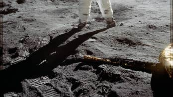 'There was a bit of tension': Astronaut describes watching Moon landing with Buzz Aldrin's family