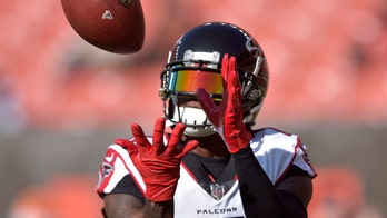 Relatives of Atlanta Falcons star Julio Jones wounded in Alabama shooting, police say