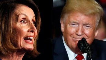 Ed Rollins: President Trump v. Speaker Pelosi -- let the battle begin
