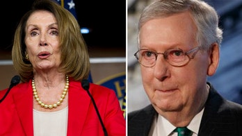Fox News Poll: Pelosi, McConnell face negative ratings heading into new term