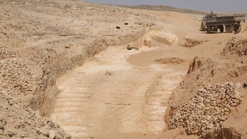 Ancient Egypt stunner: Possible ramp used to build Great Pyramid found