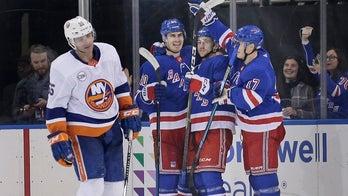 New York Islanders fan slashes Rangers fan after blowout loss: report